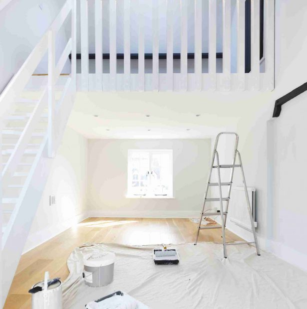 house and interior painting